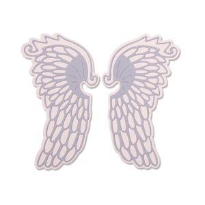 Sizzix Thinlits Die - Angel Wings, 2 stuks
