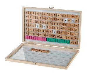 Educatieve set - Magnetische rekendoos