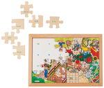 Puzzle XL mathématiques, soustractions jusqu'à 20