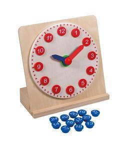 Houten klok - Leren klokkijken