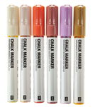 Chalk Marker 6er-Set Natur