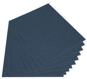 Schuurpapier voor natschuren, korrel 240, 10 vel