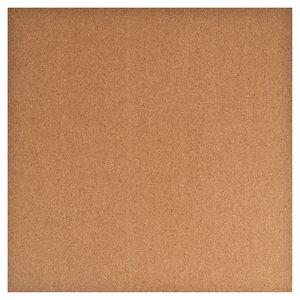 Kurkplaat - geperst (6 x 500 x 500 mm)
