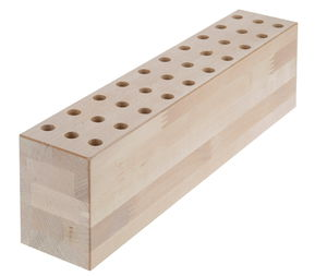OPITEC Werkzeugblock Pinsel (300x60x80mm)