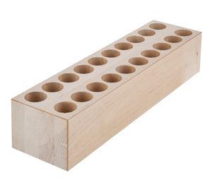 Bloc casier à outils pour pinces (300x60x80mm)