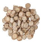 Houten schijven (1-3 cm) 100 stuks