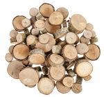 Holzscheiben, 2 kg (3-8 cm)