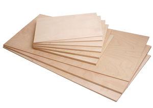 OPITEC voordeelset: berkenhout triplex (ca. 1 m2)