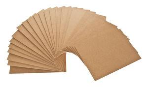 OPITEC voordeelset: houten platen (25 stuks)