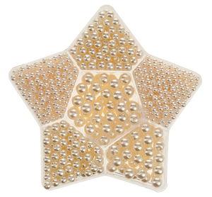 Caja - Estrella de perlas satinadas (118 g)
