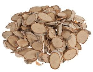 Berkenhouten schijven, 250 g