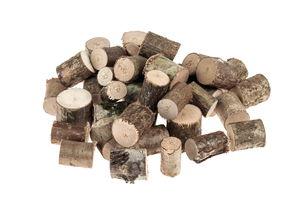 Holzstücke, 500 g (15-35 x 30 mm)