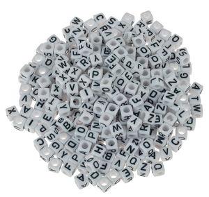 Perles alphabet -Cube- , En plastique, ...,