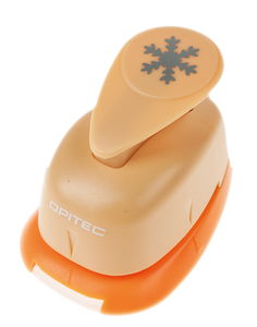 OPITEC Motivstanzer XS, Schneeflocke