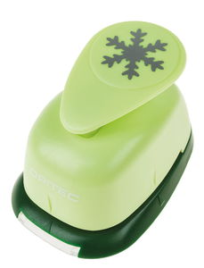 OPITEC motiefpons - Sneeuwvlok, S