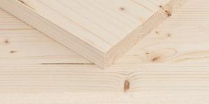 Fichtenholz-Leimplatte 18 x 200 x  500 mm