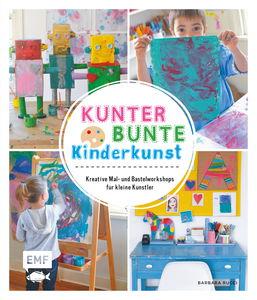 Buch 'Kunterbunte Kinderkunst'