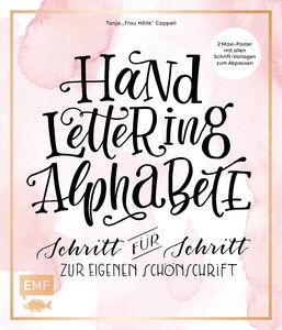 Buch 'Handlettering Alphabete'