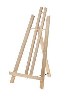 Tischstaffelei aus Holz (50 cm)