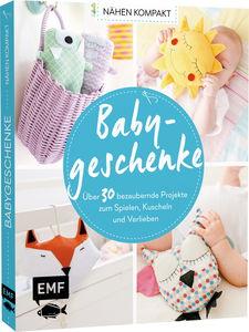 Livre 'Cadeaux à coudre pour bébés'