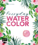 Duits boek: Everyday Watercolor
