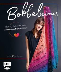 Buch 'BOBBELicious Häkeln mit Farbverlaufsgarn'