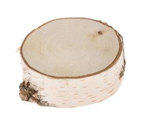 Berken schijf (10-15 cm) 4-5 cm dik
