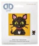 DIAMOND DOTZ® Motifs avec des diamants, Chat