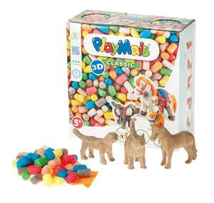 PlayMais® 3D CLASSIC - Animales domésticos