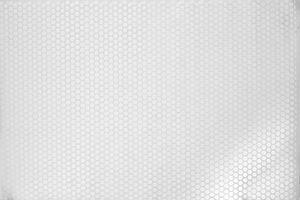 Kozo papier, kanten cirkels (64 x 94 cm) wit