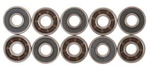 Radiale kogellagers 608 voor 8 mm assen, 10 stuks