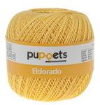 Haakgaren Puppets Eldorado (50g/265m) geel