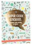 Carnet de stickers, 20 feuilles Super Cool