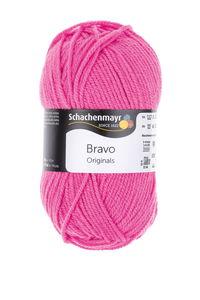 Schachenmayr Bravo Originals 50g/133m, candy pink