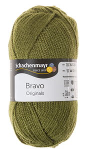 Schachenmayr Bravo Originals (50g/133m) avocado