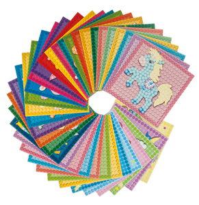PlayMais Mosaic Kartenset (36 Motive)