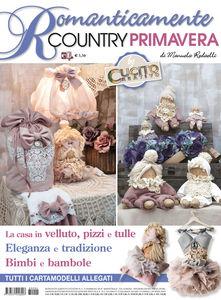 Zeitschrift: Romantica Mente Country; Primavera