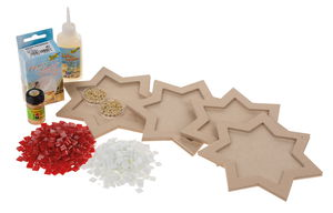 Kit créatif mosaïque - merveille de Noël