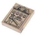 BUTTERER Timbro in legno - Casa Dolce Casa