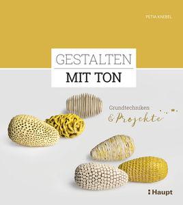 Duits boek: Gestalten mit Ton