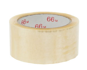 Cinta adhesiva para embalar de PP transparente