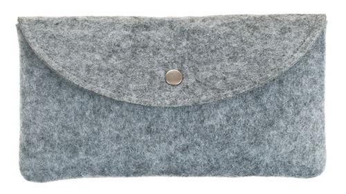 158211cc1a171 Filz-Handtasche ohne Henkel