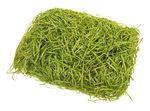 Holzwolle, 50 g grün
