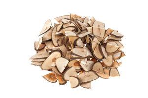 Holzscheiben Bruchstücke, 100 g
