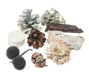Potpourri mix van natuurproducten in box, per stuk
