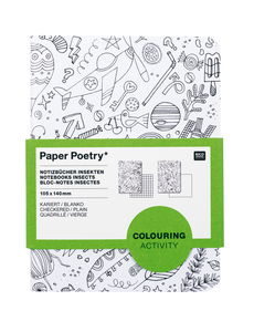 Notitieboekjes 'Insecten', DIN A6, 2 stuks