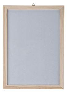 Holz-Bilderrahmen (23x31,5 cm)DIN A4
