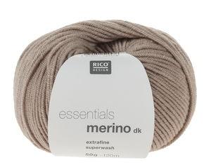 Essentials Merino DK 50g/120m, beige