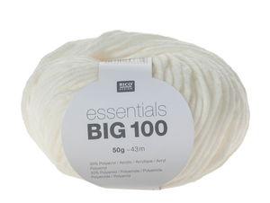 Essentials Big 100 50g/43m, creme