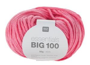 Essentials Big 100 50g/43m, pink